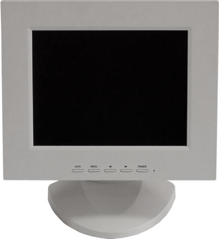 POS-монитор LPOS-8.4TFT серого цвета