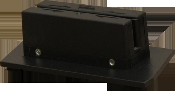 Считыватель магнитных карт MAG-II чёрного цвета