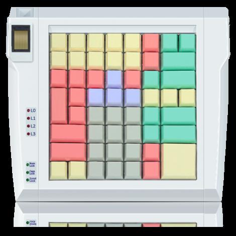 Клавиатура LPOS-II-064 со сканером отпечатков пальцев