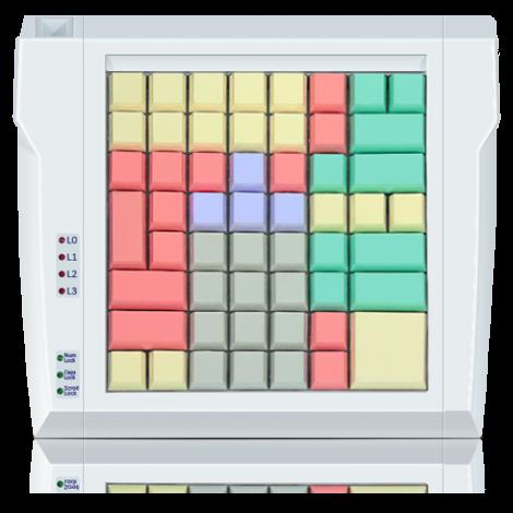 Клавиатура LPOS-II-064 серого цвета
