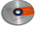 CD with software